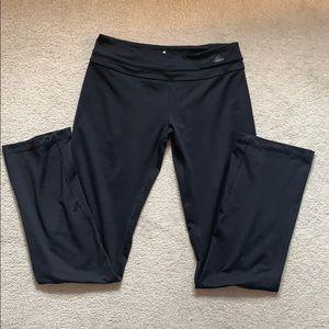 Adidas Climalite Black Slim Yoga Pants
